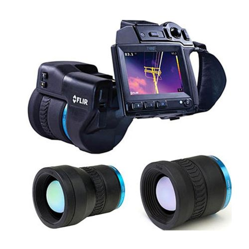 FLIR Thermal Imaging Camera TK1-LENS-KIT 1020 with 28° Lens, 45° Lens and Case 72501-0105​​​​​​​